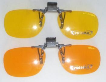 PRiSMA®オフィスクリップオン 2色セット